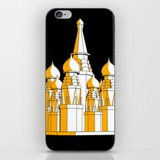 (Saint Basil's) Cathedral iPhone & iPod Skin