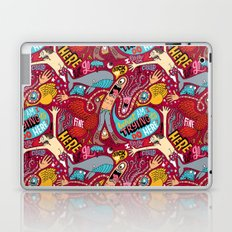What am I Trying to do Here? Laptop & iPad Skin