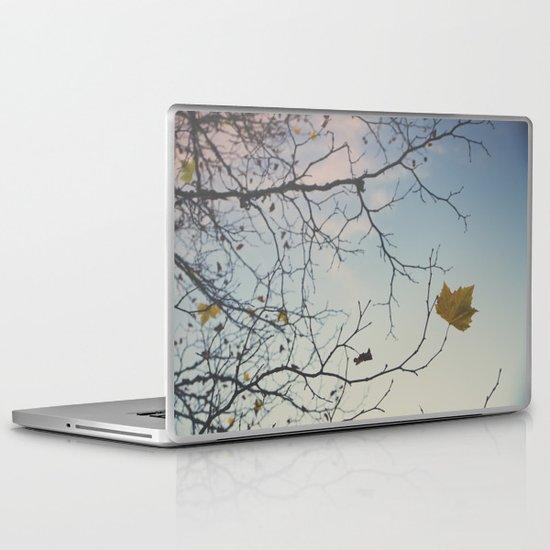 October sky Laptop & iPad Skin