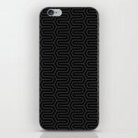 Back & Forth iPhone & iPod Skin