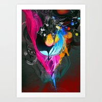 Circus Mundi Art Print