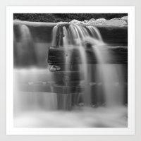 The Dam Art Print
