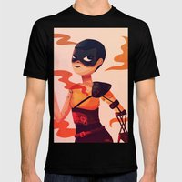 Furiosa Mens Fitted Tee Black SMALL