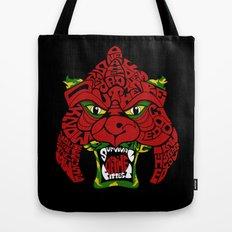 Battle-Cat Tote Bag