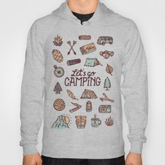 Lets Go Camping Hoody