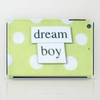 Dream boy iPad Case