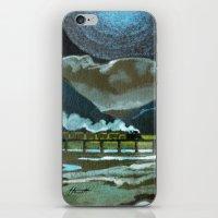 Night Passage - WW480 Steam iPhone & iPod Skin