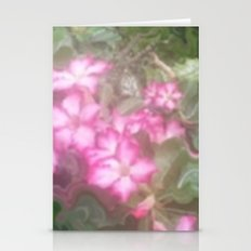 Pretty Love Flowers Stationery Cards