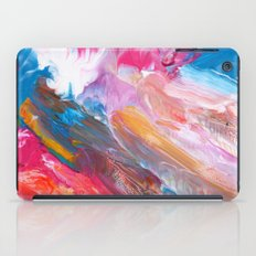 Paint Texture 29 iPad Case