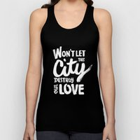 This City Unisex Tank Top