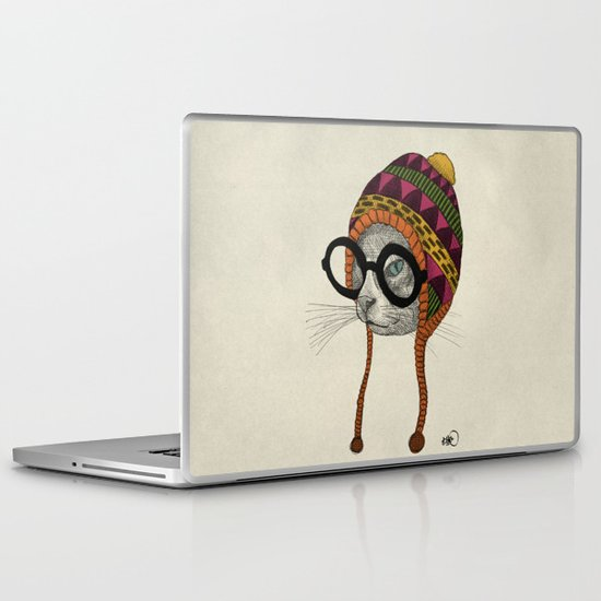 foolishness is in the eye of the beholder Laptop & iPad Skin