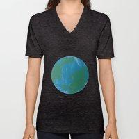 Earth Unisex V-Neck