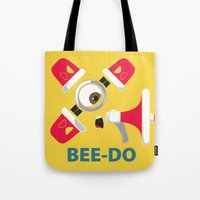 Bee-Do Bee-Do Tote Bag