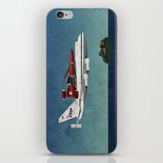 Thunderbird Carrier iPhone & iPod Skin