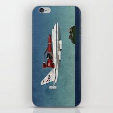 Thunderbird Carrier iPhone & iPod Skin