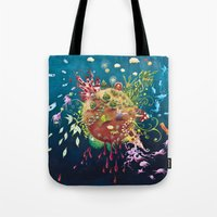 tales 's planet Tote Bag