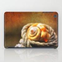 Tangled Shell iPad Case