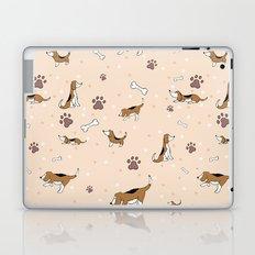 Beagles Laptop & iPad Skin