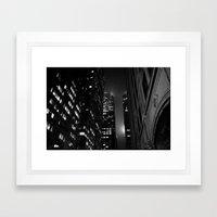 More Stories From Gotham Framed Art Print