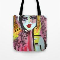 Art Darling Tote Bag