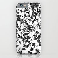 iPhone Cases featuring foliage by patternization