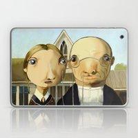American Gothic Laptop & iPad Skin