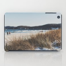 Strandspaziergang in Binz. iPad Case