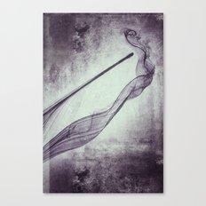 Clash Canvas Print