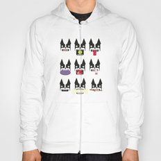 Boston Terrier - WOOF! Hoody