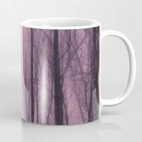 Woods Red Mug