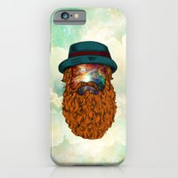 iPhone & iPod Case featuring finding galaxy by gokce inan