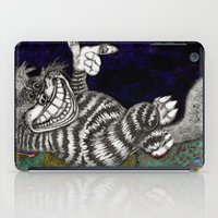 Cheshire Cat HiDef iPad Case