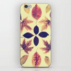 Leafdala iPhone & iPod Skin