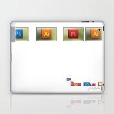 P.S. I Fly  Laptop & iPad Skin