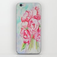 Fluers Fraiches Flower  iPhone & iPod Skin