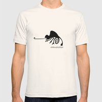 Chameleon 2 Mens Fitted Tee Natural SMALL