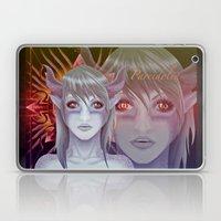 Pareidolia Laptop & iPad Skin
