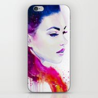 iPhone & iPod Skin featuring Color Illusions by Slaveika Aladjova