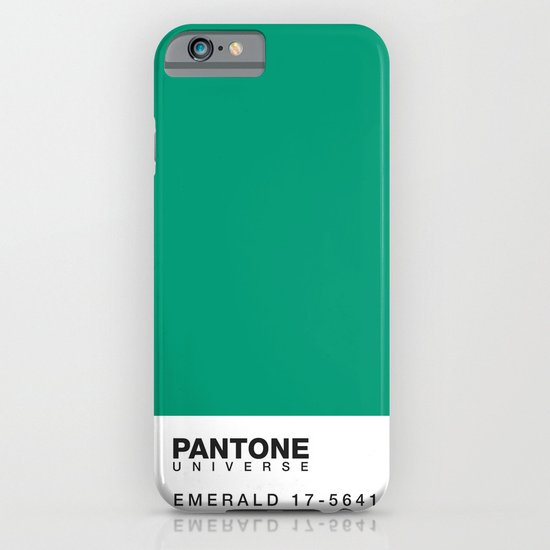 Pantone 17-5641 iPhone & iPod Case