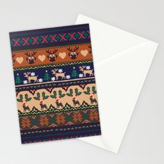 Christmas With You Stationery Cards
