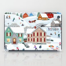Once Upon A Winter iPad Case