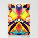 Poetry Geometry Stationery Cards