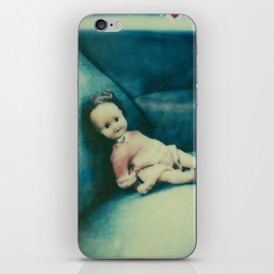 The Doll iPhone & iPod Skin