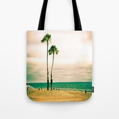 Lone Palms Tote Bag