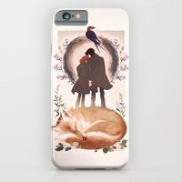 Fable of Mulder and Scully iPhone 6 Slim Case