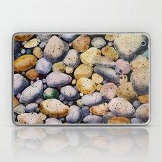 beach stones Laptop & iPad Skin