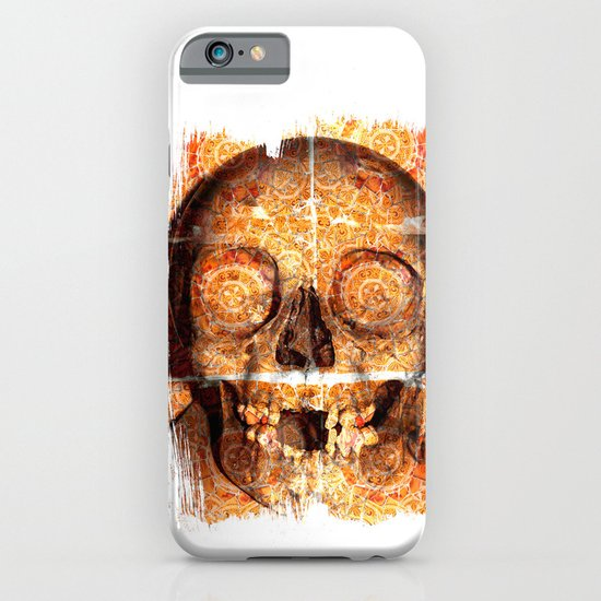 mosaica skully iPhone & iPod Case
