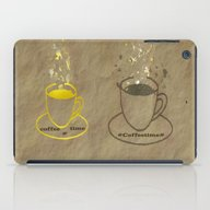 iPad Case featuring Coffee Time by Laake-Photos