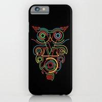 iPhone & iPod Case featuring OWL by gazonula