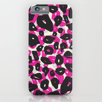 Leopard print 1 iPhone 6 Slim Case